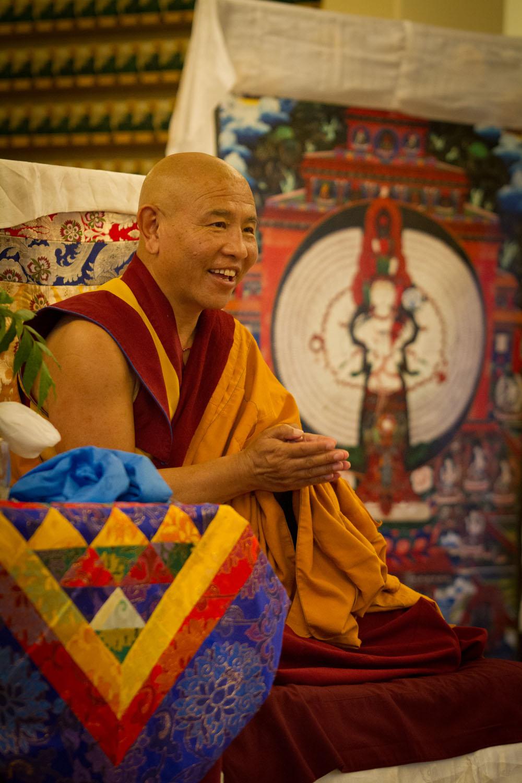 Jhado Tulku Rinpoche
