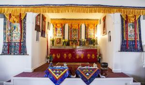 Lion's Roar Altar as of Feb 2016