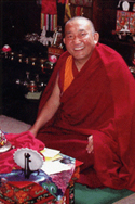 image of Arjia Rinpoche