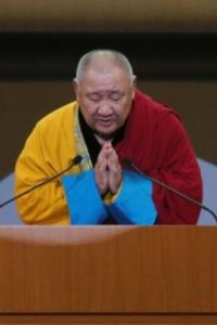 Khamba Lama Gabju Choijamts Demberel