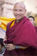 Khensur Jhado Talku Rinpoche