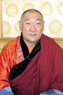 image of Khamba Lama Gabju