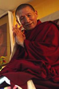 Khensur Rinpoche Acharya Lobsang Palden
