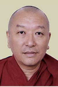 H.E. Logoan Tulku Tenzin Jampa Choesang Rinpoche