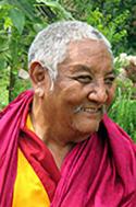 image of Khensur Rinpoche Jampa