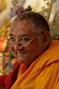Khensur Rinpoche Jampa Tegchok