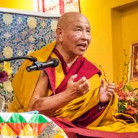 Jhado Rinpoche - February 21, 2018