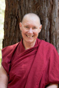 Ven. Tenzin Chogkyi