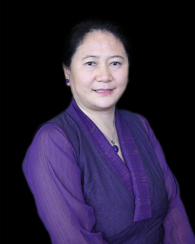 Dr. Yangdron Kalzang, Dr. of Tibetan Medicine