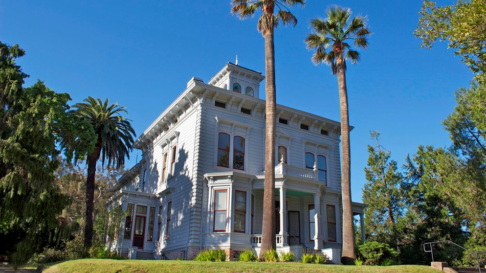 National Historic Site John Muir Family home