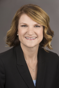 Head shot of Elizabeth Wadsworth, Lion's Roar Board Member