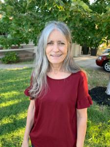 Patty Marcotte, Board Member Lion's Roar Dharma Center, Sacramento, California
