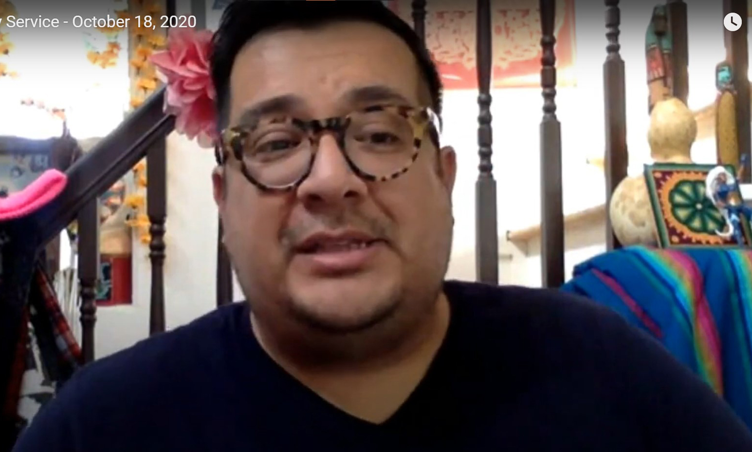 Jesus Sanchez discusses Quetzalcoatl Citlalli Aztec